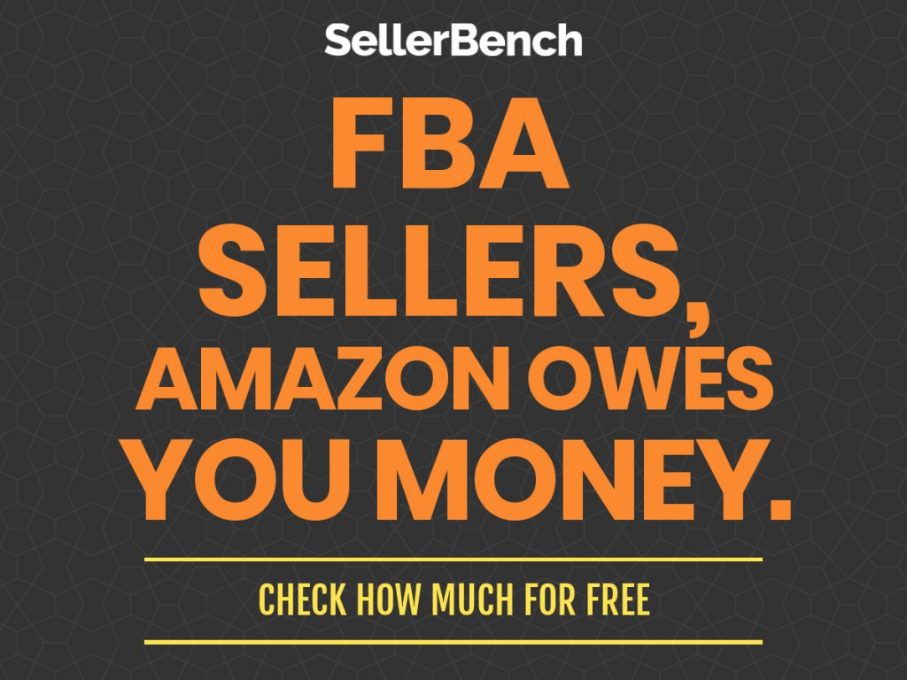 FBA Sellers Are Owed Amazon Reimbursements